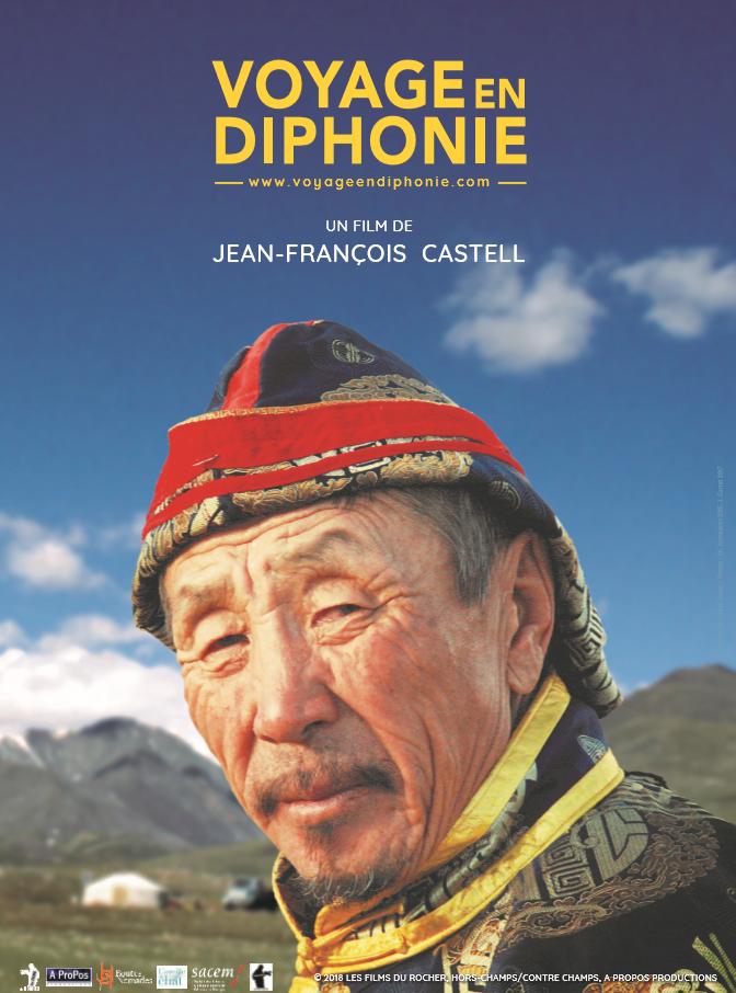 Affiche Voyage en Diphonie