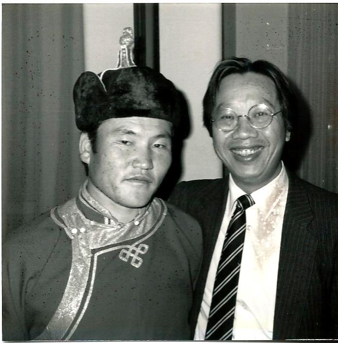 tran quang hai et ganbold 1988