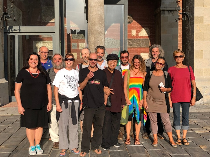 15.09.19 TQH & PARTICIPANTS OF WORKSHOP IN GENOVA ITALY.jpg